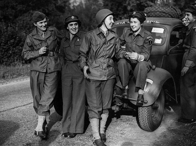 Фото №2 - Защитники в юбках: истории женщин, совершивших подвиги на Второй мировой войне