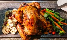 Сколько по времени запекать курицу в духовке