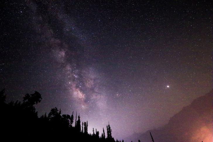Фото №1 - Астрономы впервые обнаружили радиоактивные молекулы в межзвездном пространстве