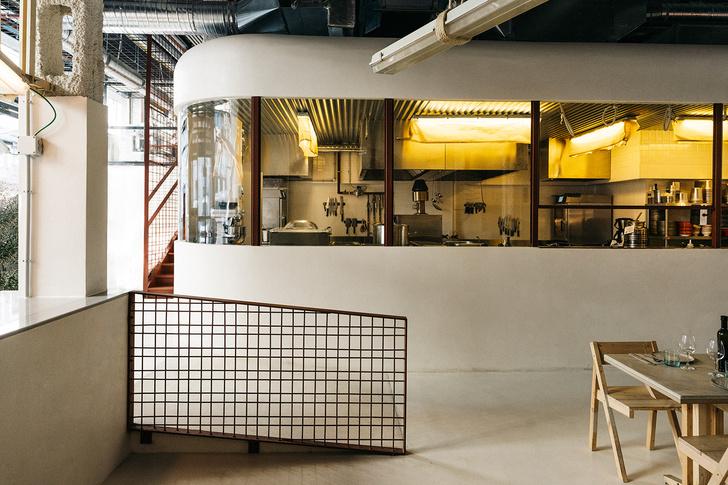 Фото №2 - Ресторан в Мадриде, ориентированный на устойчивое развитие