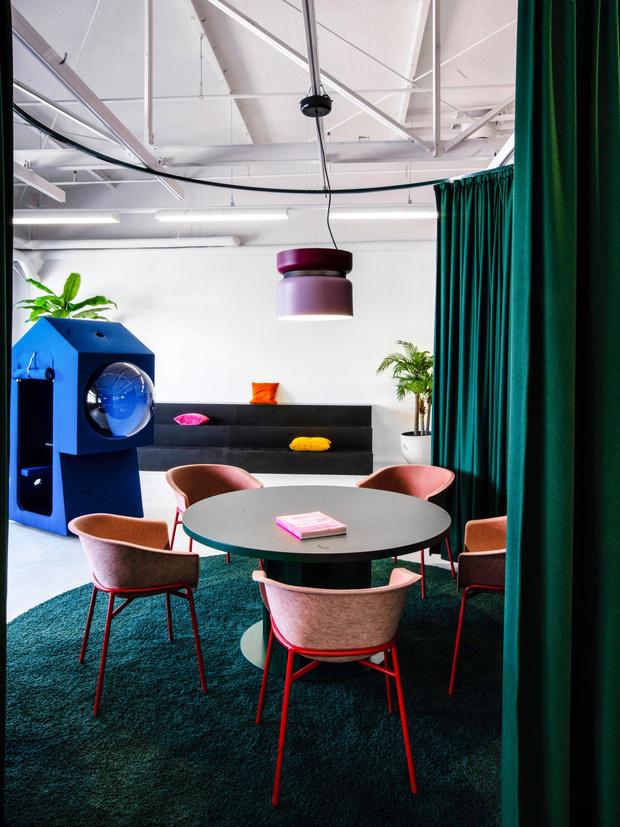 Фото №5 - Яркий офис-трансформер в Берлине