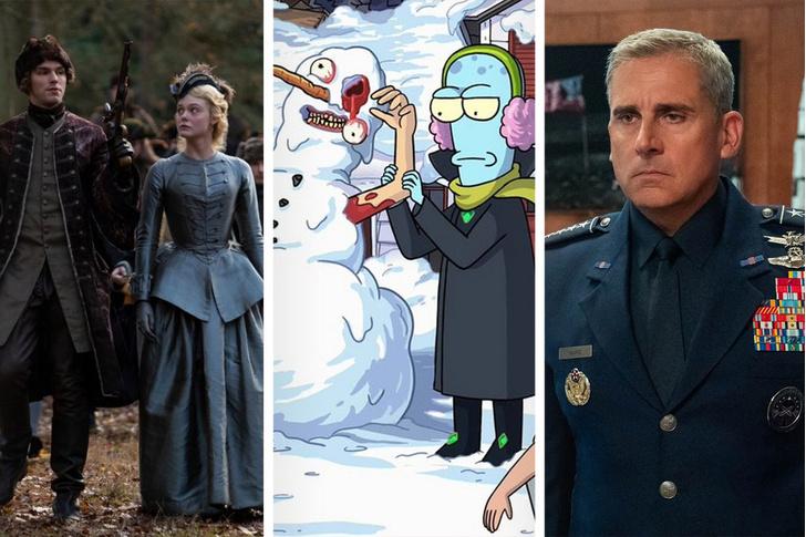 Фото №1 - 10 интересных сериалов, которые выходят в мае