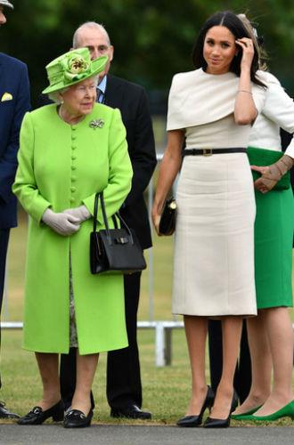 Фото №3 - Почему герцогиня Меган пристрастилась к черному