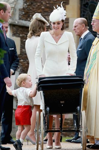 Фото №6 - Что нужно знать о крещении королевских наследников Великобритании