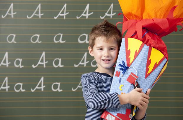Фото №1 - 7 главных сложностей в жизни первоклашки: как помочь ему освоиться в школе