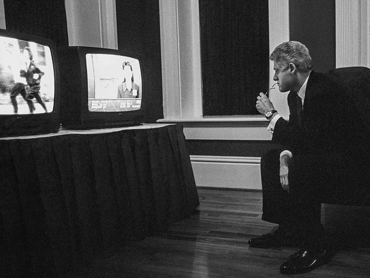 Фото №5 - Внутри скандала с Моникой Левински: что происходило в Белом доме накануне импичмента Билла Клинтона