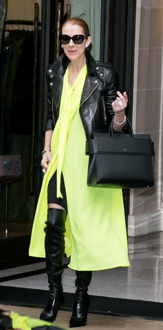 Фото №6 - Модная трансформация Селин Дион: лучшие образы от нового стилиста певицы