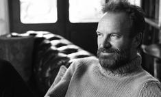 Стингу 61 год: «Идеальная музыка — это тишина»