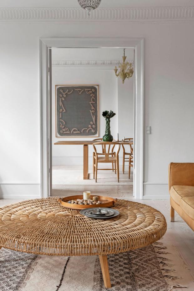Фото №3 - Квартира модельера Бритт Сиссек в Копенгагене