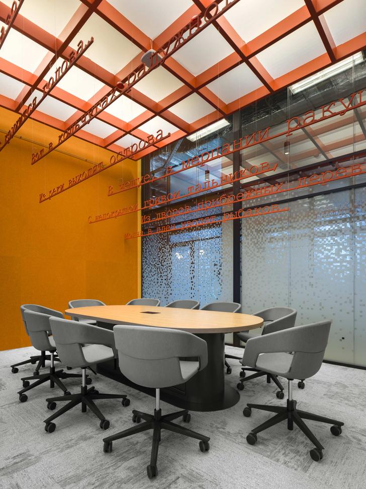 Фото №13 - Digital-интерьер для офиса IT-подразделения банка