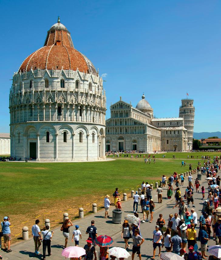 Фото №4 - Купола Италии: 14 уникальных сооружений
