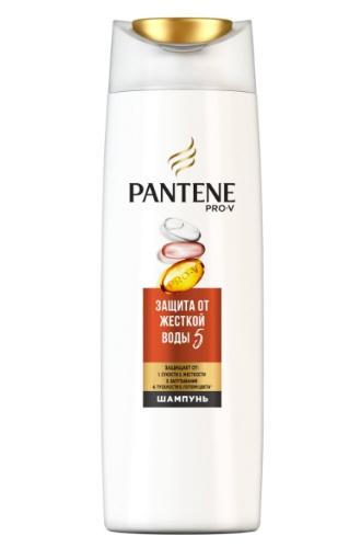 Шампунь Pantene «Защита от жесткой воды 5» с витамином C