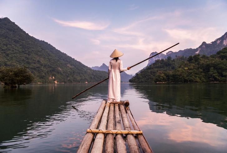 Фото №1 - Золотой мост, Пурпурный город и еще 3 интересные локации Вьетнама