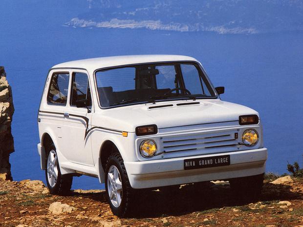 Фото №5 - 9 фактов о «Ниве», лучшем автомобиле СССР