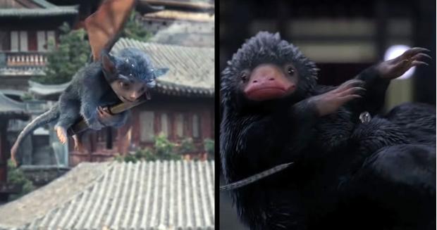 Фото №7 - «Китайская лапша!»: «суперчестный» трейлер «Тайны печати дракона»