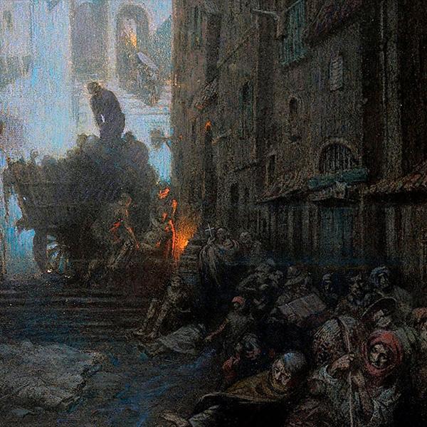 Фото №1 - Художник недели: чумовые картины Ричарда Теннанта Купера