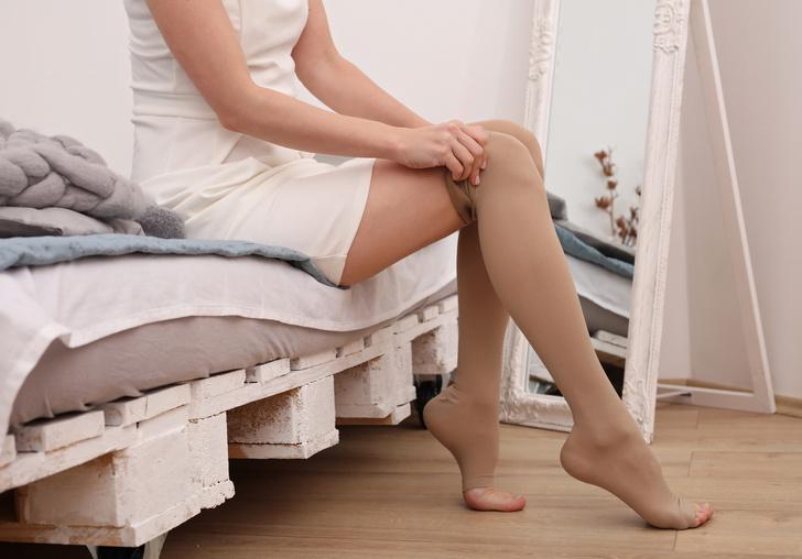 Фото №1 - Что может случиться с ногами, если носить колготки каждый день