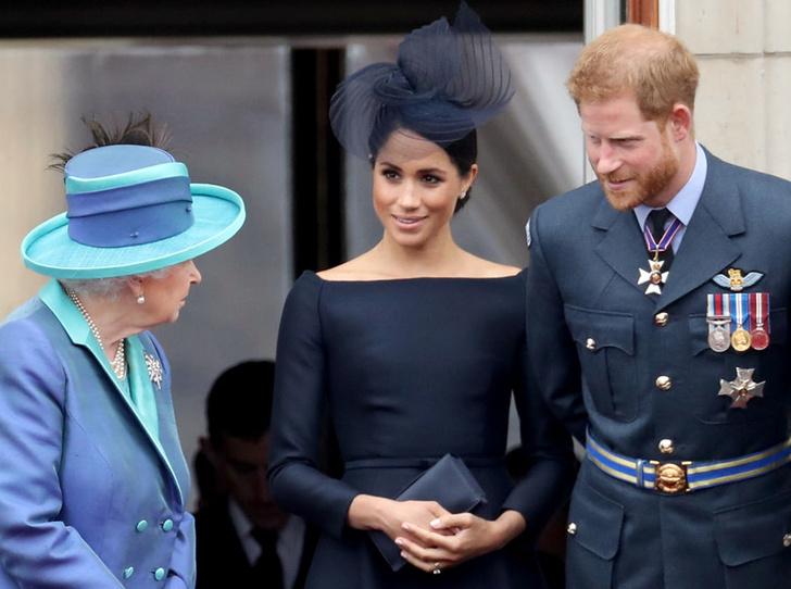 Фото №1 - Как сложится судьба герцогини Меган, по мнению батлера принцессы Дианы