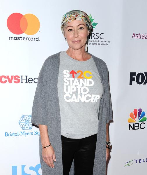 Фото №3 - «Она боец»: друг Шеннен Доэрти рассказал о ее борьбе с раком IV стадии
