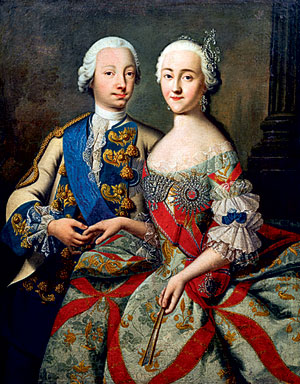 Фото №1 - 24 декабря 1744 года. Российская империя