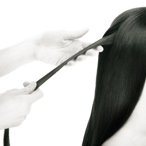 Сок лука для волос