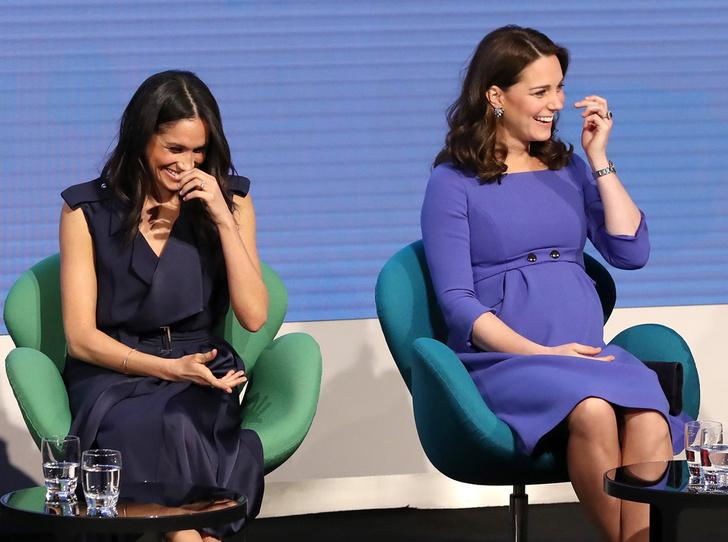 Фото №7 - Как Меган и Кейт относятся друг к другу: наблюдения экспертов по языку тела