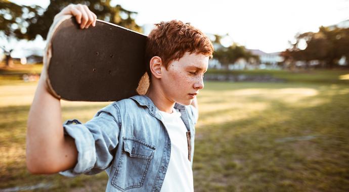Что делать, если подросток ранит себя