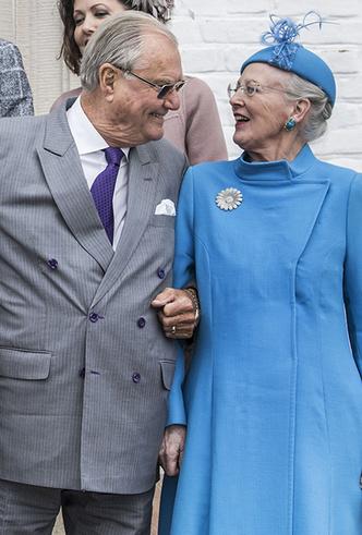 Фото №25 - Принц Хенрик и Королева Маргрете: история любви в фотографиях