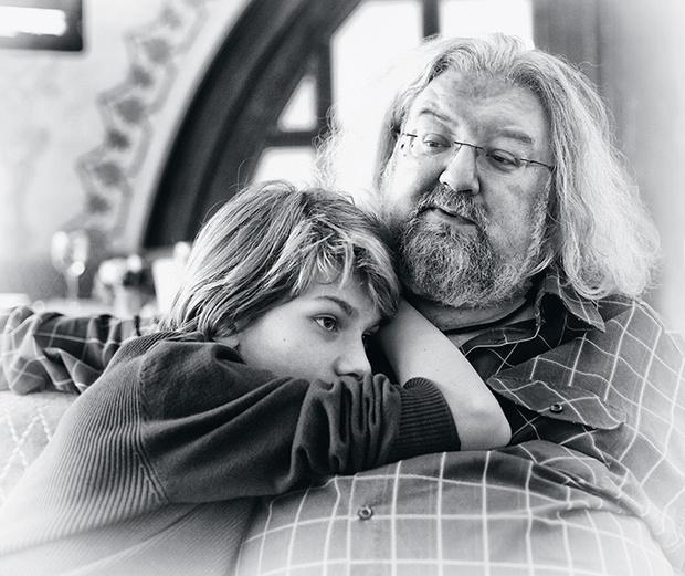 Фото: Дмитрий Брикман. Младший сын писателя Андрей. Сегодня ему уже 21 год.
