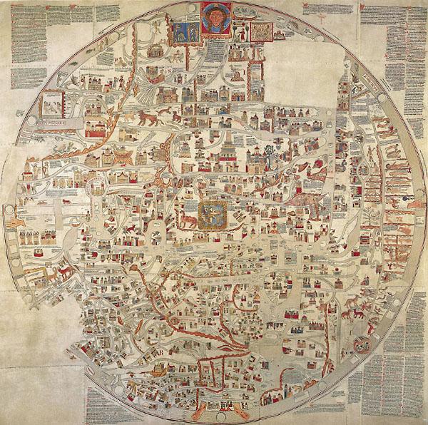Фото №3 - Конец света на карте мира