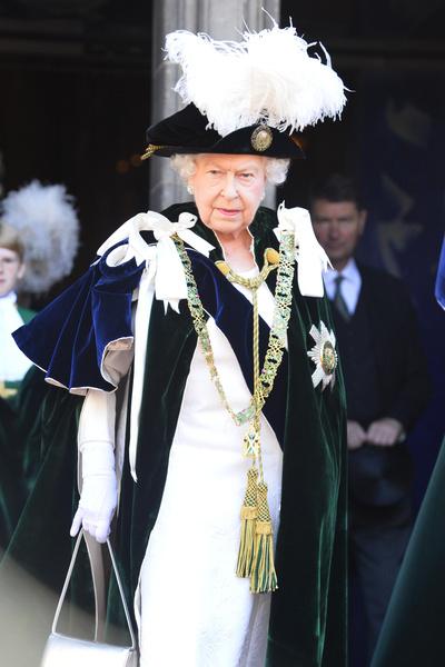 Фото №1 - Во дворце правят Тельцы: знаки зодиака членов королевской семьи