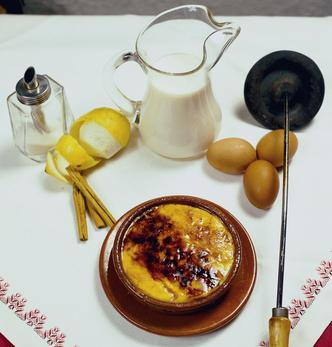Фото №3 - Три рецепта крема каталана