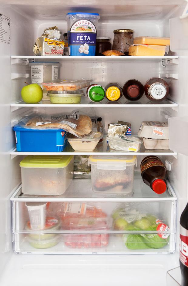 Фото №68 - Что лежит в холодильнике у жителей разных стран: 54 любознательных фото