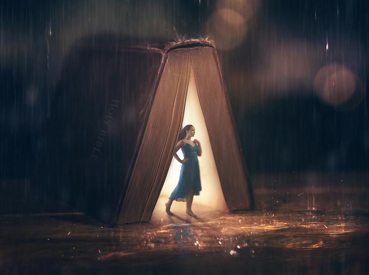 Фото №1 - 6 книг, которые помогут забыть о непогоде