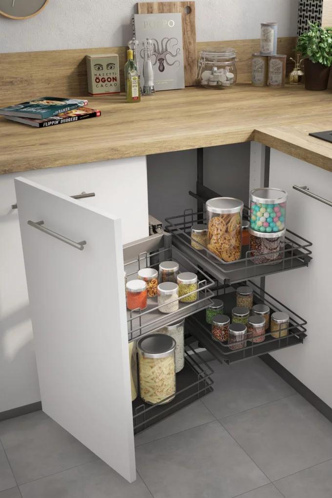 Фото №11 - Маленькая кухня: 8 полезных идей и лайфхаков