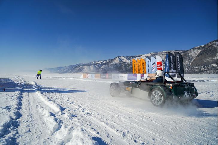 Фото №21 - По толстому льду: как прошли «Байкальская миля» и «Дни скорости на льду Байкала»