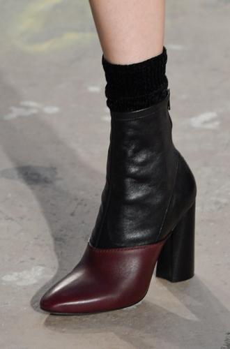 Фото №36 - Самая модная обувь сезона осень-зима 16/17, часть 2