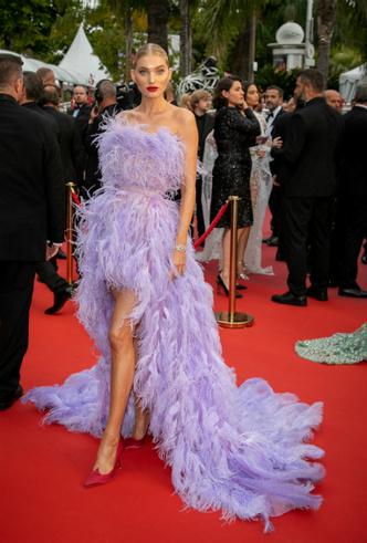 Фото №7 - Модные Канны-2019: самые яркие звездные образы 11 дня кинофестиваля