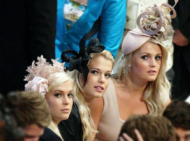 Фото №3 - Племянницы принцессы Дианы: Леди Китти, Элиза и Амелия Спенсер