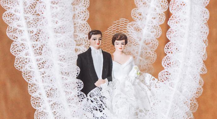 Фата по талонам и спиртное по карточкам: как праздновали свадьбы в 1980-х