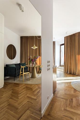 Фото №9 - Уютная маленькая студия в Варшаве
