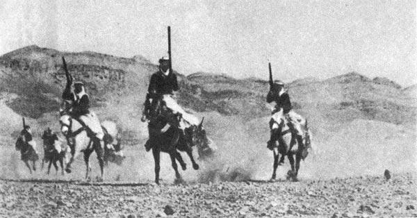 Фото №1 - Тысячи огней пустыни