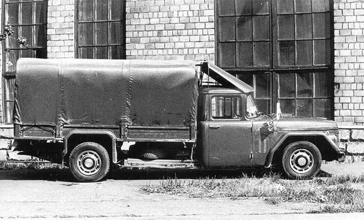Фото №3 - По прозвищу «Чебурашка»: краткая история скоростного грузовика ЗИЛ