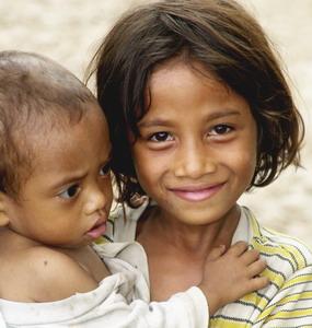 Фото №1 - ООН не догонит детскую смертность