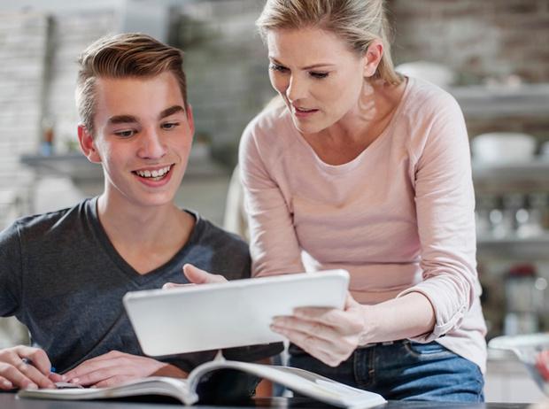 Фото №4 - Трудные подростки: 6 принципов грамотного воспитания