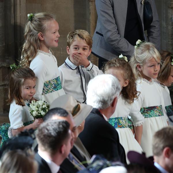 Фото №50 - Свадьба принцессы Евгении и Джека Бруксбэнка