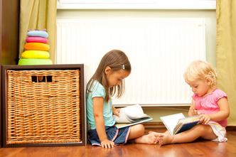 Фото №2 - Твое, мое, наше: двое детей в одной квартире