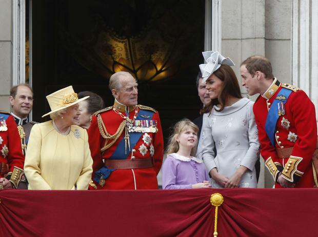 Фото №2 - Особое отношение: кого из внуков принц Филипп считает своим любимцем