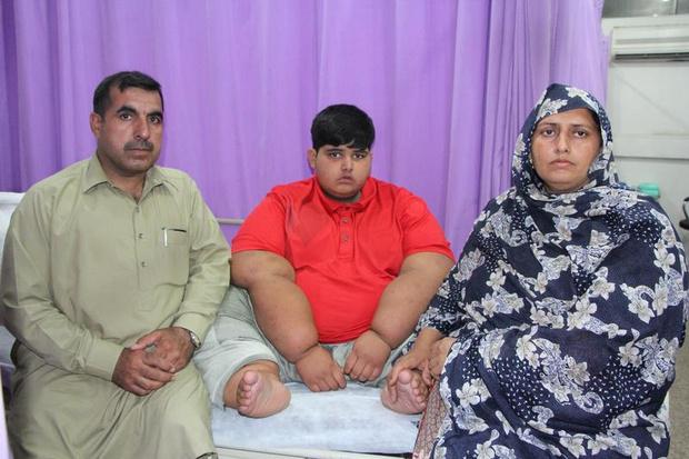 Фото №2 - Самый толстый мальчик в мире похудел на 108 кг: как он сейчас выглядит