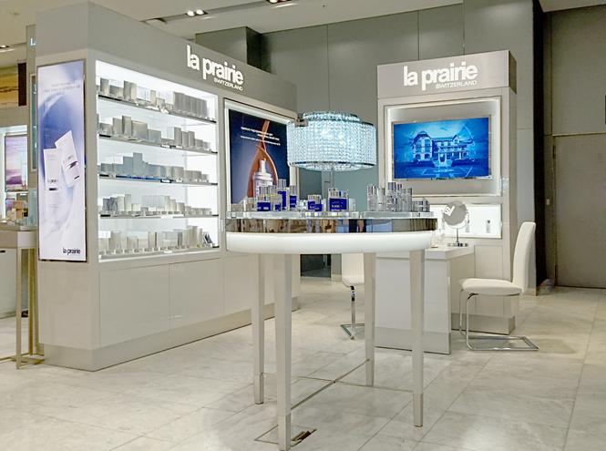 Фото №2 - La prairie открывает новый бутик в «Цветном»